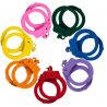 Safariland 8112C Standard Chain Style Handcuff In Colors