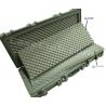 SKB Cases 2R Roto Mil-Std Waterproof Case 8 Deep with Wheels & Tow Handle, Foam 44 x 17 x 8