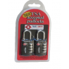 SKB Cases 2 pack TSA accepted dial type pad locks