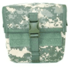 Specter Gear M-249 SAW 200 rd. 5.56mm Ammunition Box Pouch, MOLLE Compatible