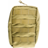 Specter Gear PALS/MOLLE Compatible Modular GP Utility Pouch Medium - Vertical