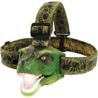 Sun Company T-Rex DinoBryte Kid Dinosaur T-Rex LED Headlamp Flashlight w/ Roaring Sound