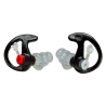 SureFire Black EP-4 Sonic Defender Plus Earpieces