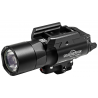SureFire X400 Ultra Flashlight, 500 Lumens, w/ Red Laser