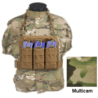 Tactical Assault Gear GO Time Triple Mag Chest Rig