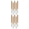 Tipton Rifle Bronze Bristle Bore Brushes