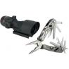 Trijicon ACOG 6x48 Rifle Scope w/ Fiber Optics & Tritium