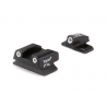Trijicon Beretta PX4 Storm 3 Dot Front & Rear Night Sight Set BE10