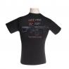 Troy Live Free Don't Die!-Black T Shirts