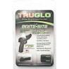 TruGlo Brite-Site Tritium Fiber Optic TFO Handgun Night Sights, Green Front & Rear