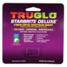TruGlo Star Brite Deluxe Shotgun Bead 5/40 Red TG954CR