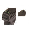 TruGlo Tritium Night Sights for Smith and Wesson M&P TG231MP