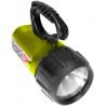 UK International Underwater Kinetics Sunlight D8 Xenon Flashlight