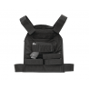 US Palm Handgun Defender Soft Armor Plate Carrier w/ 2 Level IIIA Soft Panels Large/Standard 10x12.5