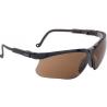 Uvex Genesis Protective Eyewear, S3201X Black Frame