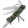 Victorinox One-Hand Trekker Swiss Army Knife