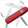 Victorinox Knives - Tinker Pocket Knife Swiss Army Red Knife Swiss Army Black Knife