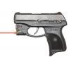Viridian Green Lasers Reactor 5 Red Laser Sight for Ruger LCP Pistols w/ ECR & Pocket Holster