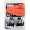 Warne 1inMedium Quick Detach Ruger Blackhawk/Redhawk Rings 1RLM