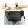 BlackHawk Weapon Fanny Pack w/Thumbbreak Holster & Beltloops -Small 60WF04BK