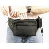 BlackHawk Weapon Fanny Pack w/Thumbbreak Holster & Beltloops -Small 60WF04BK