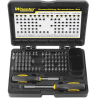 Wheeler 72-piece Gunsmithing Screwdriver Kit 776737