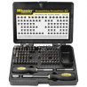 Wheeler 89-piece Deluxe Gunsmithing Screwdriver Kit 562194