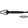 Zak Tool Short Round Swivel Key - Black