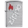 Zippo Armor Classic Style High Polish Chrome Lighter